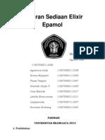Laporan Sediaan Elixir baru-kelompok 3 epamol.docx