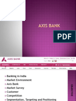 Axis Bank - Consolidated