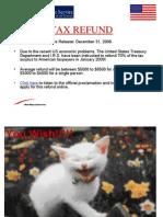 Tax Refund 1