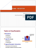 LIGAND -Receptors Concept FKG 2012 univ yarsi