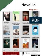 Novel·la març 2013