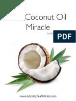 Coconut Oil Miracle e Book