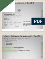 05- Software Management in CentOS