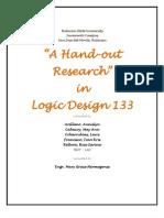 research in logic design