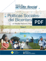 Políticas Sociales del Bicentenario - Tomo I A K