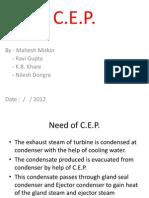 CEP Presentatio