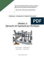 QUÍMICA - ENGENHARIA QUÍMICA -msup_modulo3-Operaçoes de Separação por Destilação.pdf