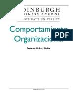 Comportamiento Organizacional - Robert Dailey