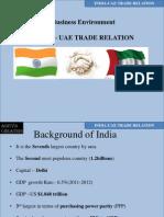 INDIA - UAE Trade Relation