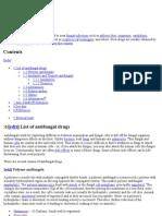 Anti Fungal Drug