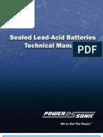 SLA Battery Manual