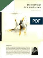El+Orden+Fragil+de+La+Arquitectura
