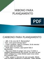 Carbono Para Planejamento