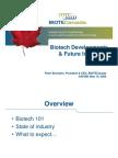 Biotech Developments