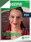 Mónica Naranjo - Magazine Alphega Farmacia - Feb/Mar 2013