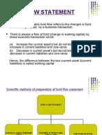 Analysis of Fund Flow Statement ppt
