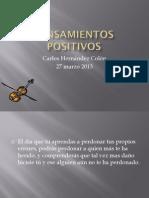 Pensamientos Positivos Carlos Hernandez Colon