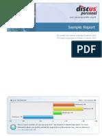 Sample Discus Personal Report1