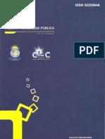 Revista Centro de Investigaciones Cientificas de la ANSP Dic.2011