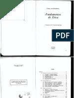 Franz Von Kutschera Fundamentos de Etica Teorem
