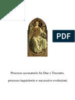 Il processo nell'antichità