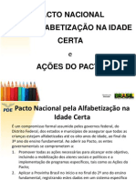 Apresentação da organização do PACTO (1)