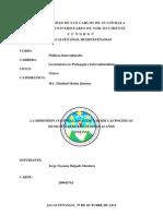 LA DIMENSIÓN CULTURAL JACALTECA DESDE LAS POLÍTICAS MUNICIPALES DE LOS ULTIMOS 43 AÑOS