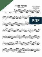 Clarinete Estudio Frances x Semitonos