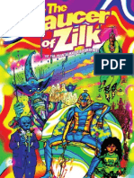 The Complete Zaucer of Zilk Preview