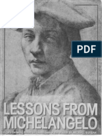 Lessons from Michelangelo