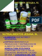 Presentacion Productos Jesana