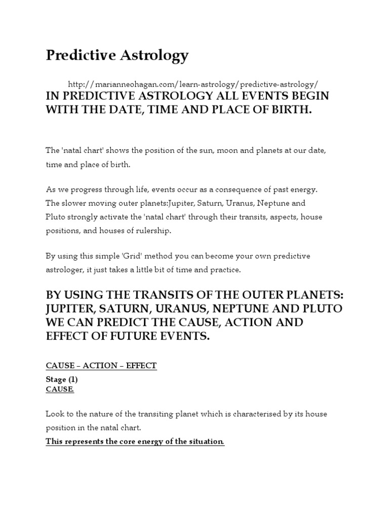 Predictive astrologi planets in astrology planets nvjuhfo Gallery