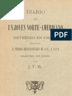 Coffin, Diario de Un Joven Norteamericano