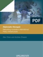 Diplomatic Disrepair 2011