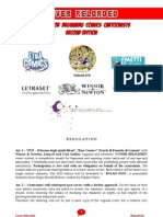 cover reloaded regulation 2013