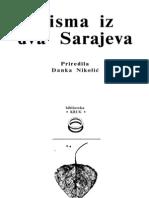Pisma Iz Dva Sarajeva