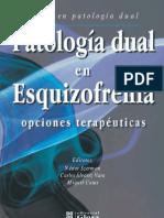 Patologia Dual en Esquizofrenia