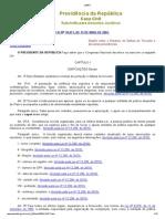 Estatuto Do Torecedor L10671