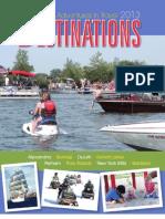 Adventures in Travel Destinations 2013