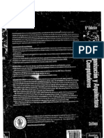 Organización y Arquitectura de computadoras -5º edicion (William Stallings).pdf