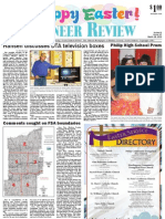 Pioneer Review, March 28, 2013