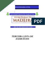 Lista de exercício 3-UFRN-2013
