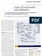 Hydrocarbon Processing - Improve Crude Oil Fractionation by Distributed Distillation