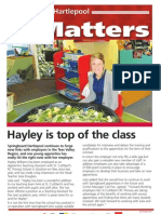 Springboard Hartlepool Matters Edition 9