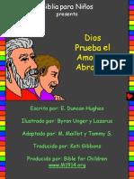 Biblia para niños - Patty Abraham diapositivas liberado
