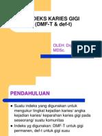 Indeks DMF-T