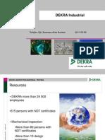 DEKRA Nuclear Presentation 2011-05-09