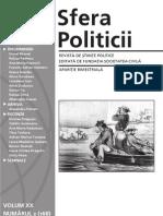 Sfera Politicii 168