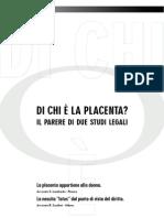 Di chi è la placenta?