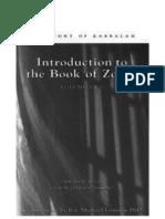 Introdução ao livro do Zohar em Português